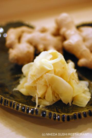 Pickled Ginger -gari
